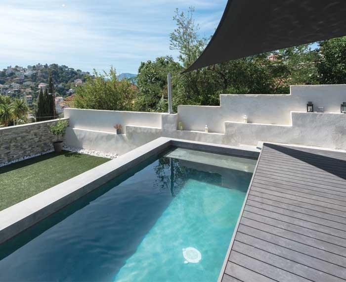 Terrasse mobile piscine Alkira Belgique